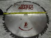 "SYSTI MATIC 14"" SAW BLADE"